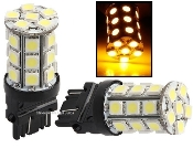 3056, 3156, 3057, 3157 T25 27 LED Amber/Yellow