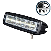 1 - 18watt High Powered LED Light