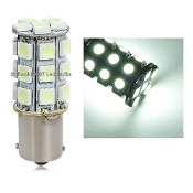 1156 - BA15S - 27 LED  Cool White (1141, 1156, 2056)