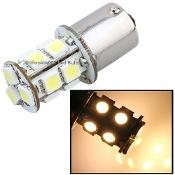 1156 - BA15S - 13 LED Warm White (1141, 1156, 2056)